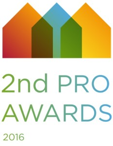 2nd PRO Awards Logo - 2016