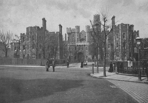 Holloway Prison c.1896