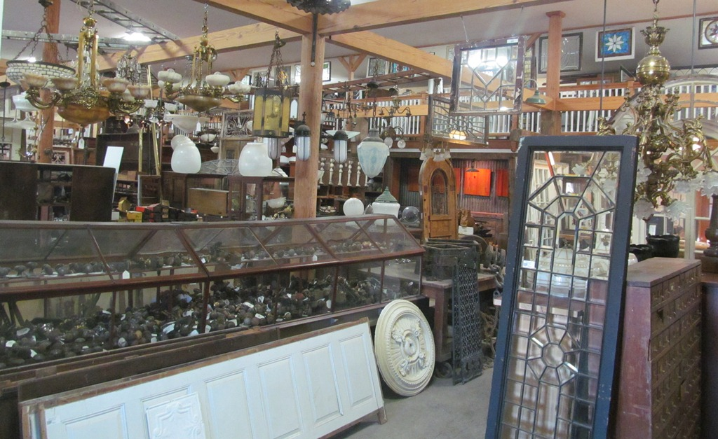 Architectural Antiques Salvage Amp Reclamation Auction
