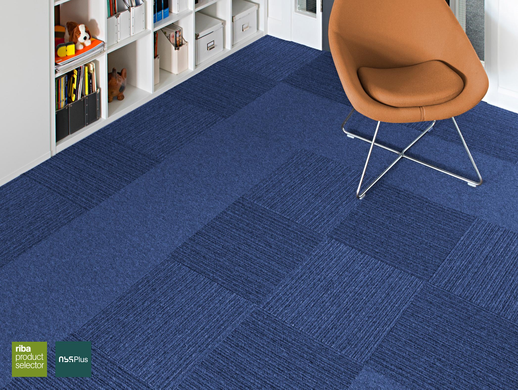 CFS Illusion – Mix & match heavy duty carpet tiles