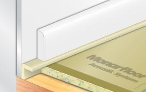 Acoustics - Flanking Strip Illus