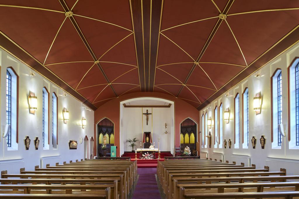 Johnstone's Trade - St Wulstan's Church