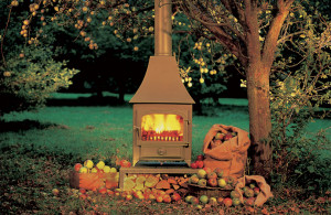 Smoke Control Stove - Clearview