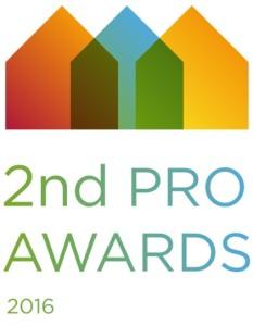 2nd PRO Awards Logo - 2016