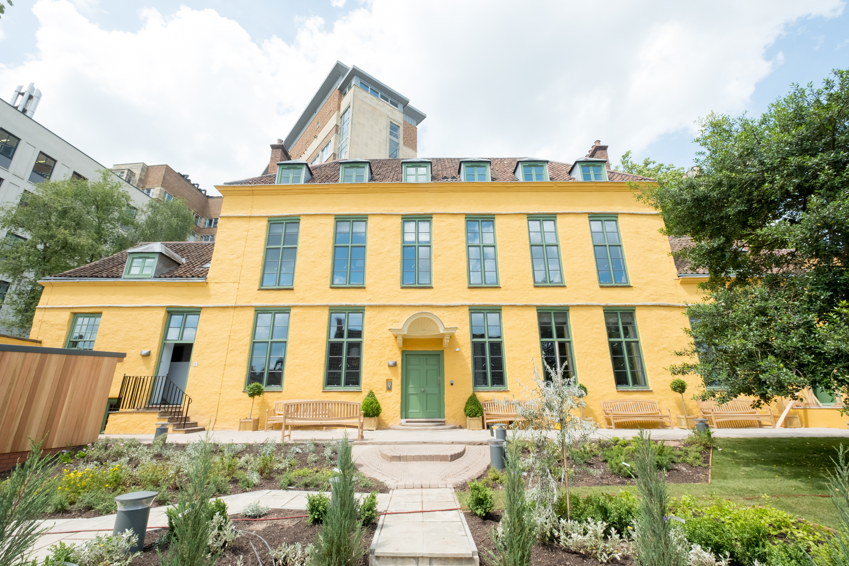 Works To Create Boutique Student Homes Within 17th Century