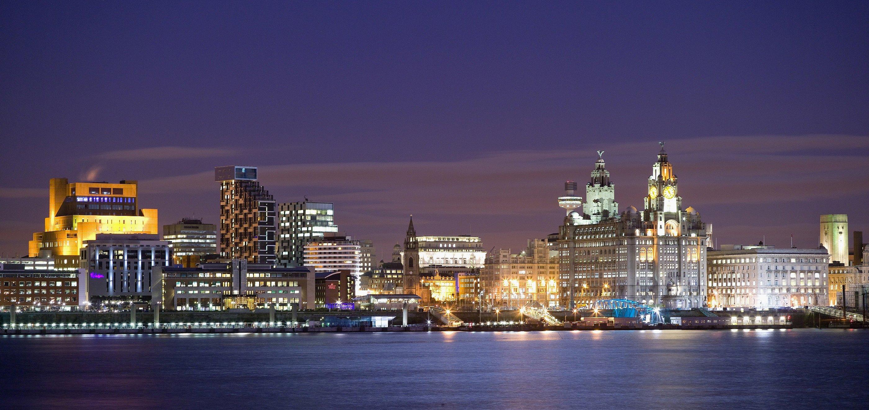 Liverpool Skyline Rrnews